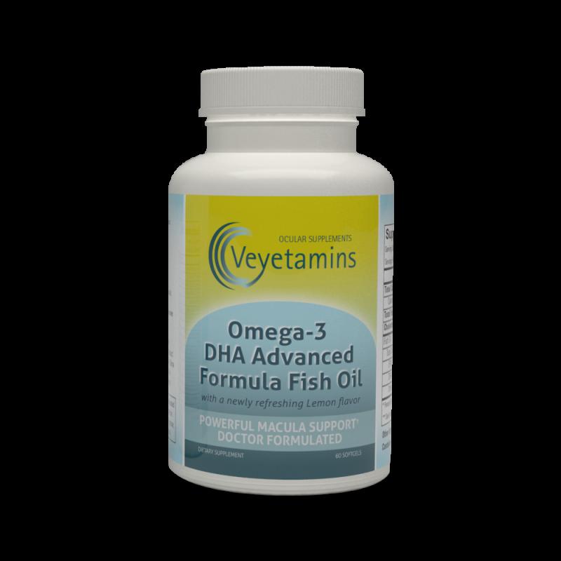 Omega-3 DHA-Advanced Formula