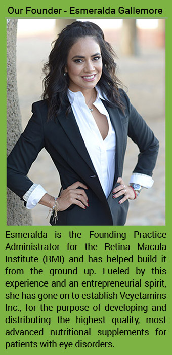 Our Founder Esmeralda Gallemore