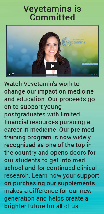 Veyetamins Training Program